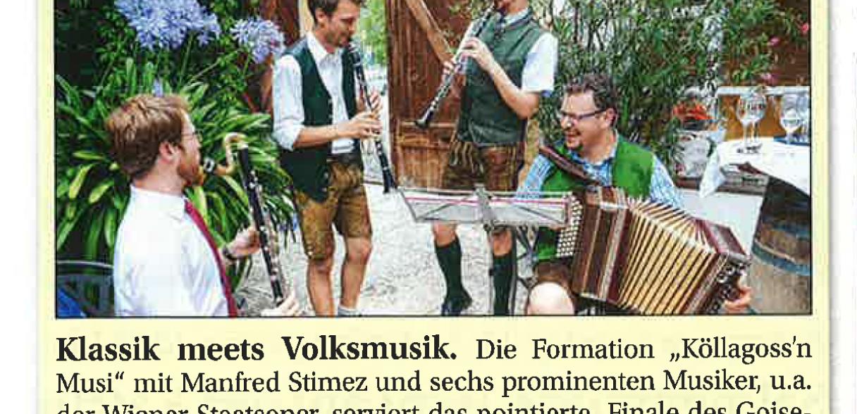 Presseankündigung Klassik meets Volksmusik 1